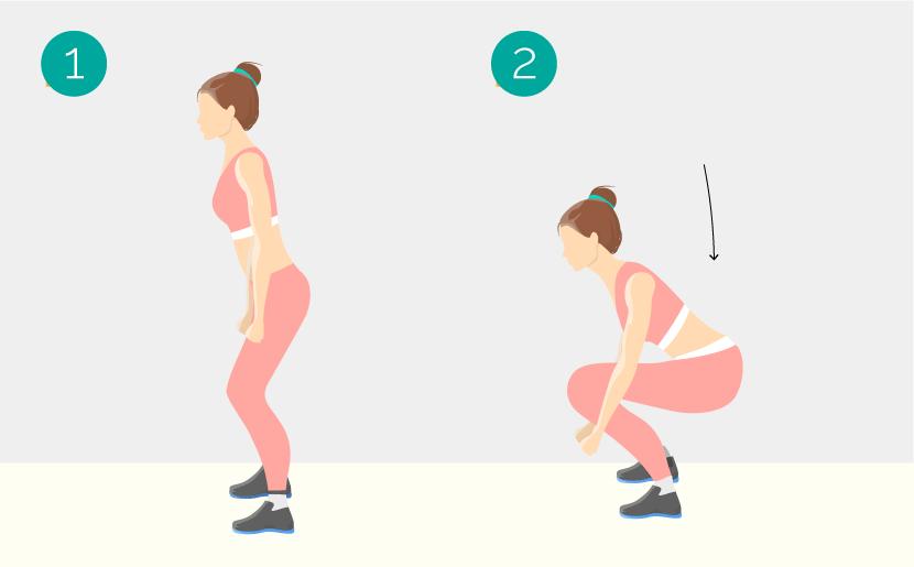 exercícios casa diabetes