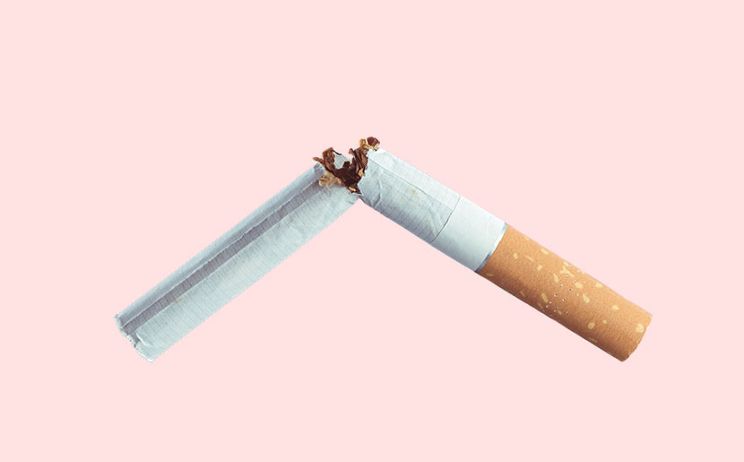 como baixar o colesterol - tabaco